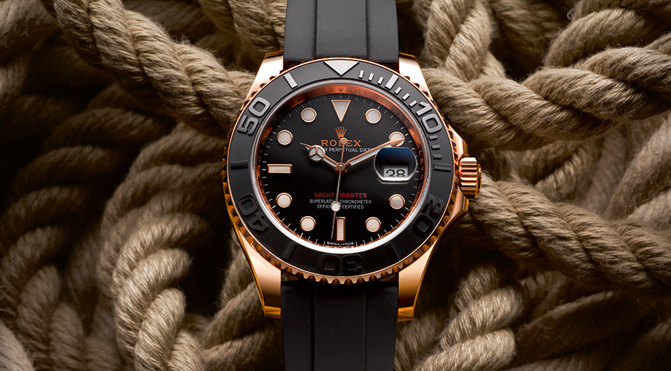 Rolex Yatch-Master 40 and 37 Everose