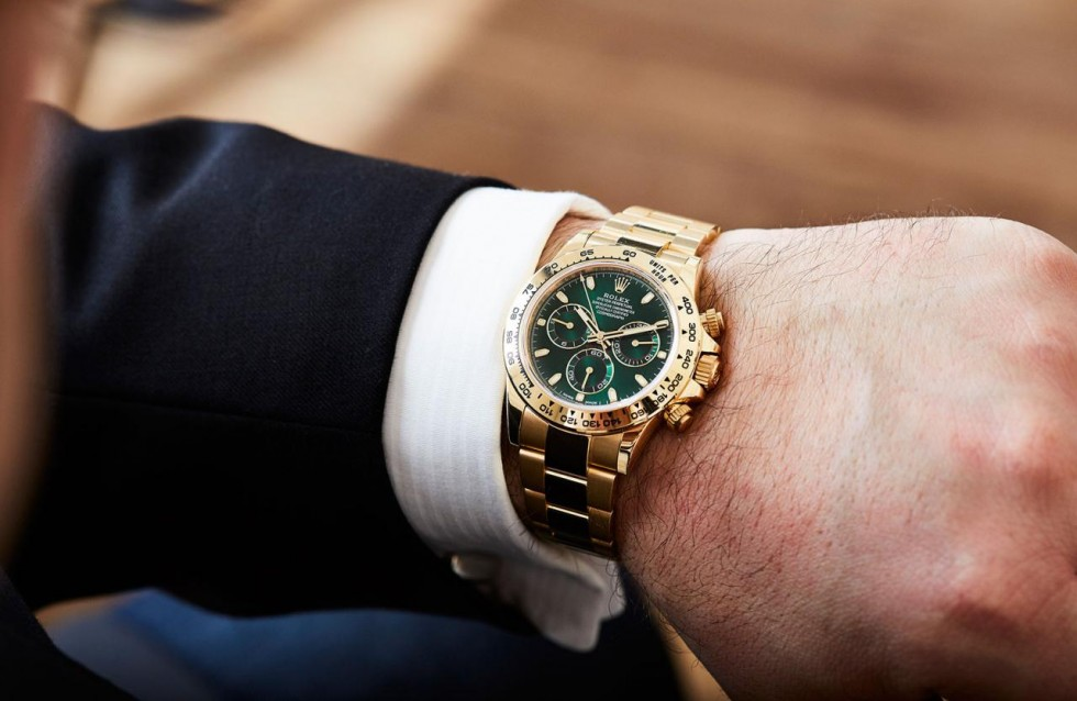Rolex Oyster Perpetual Cosmograph Daytona ref. 116508