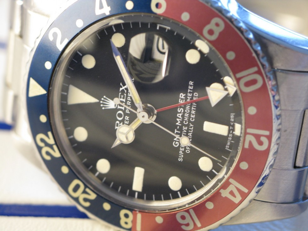Rolex GMT Master Fake Watch ref. 1675