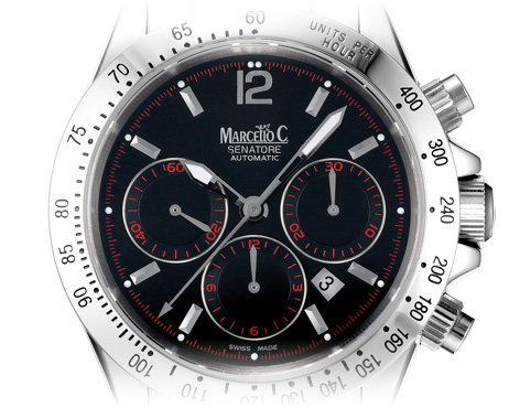 The Marcello C. Senatore, A Curious Wink To The Rolex Daytona That I Want To Get My Hands On Watch Releases