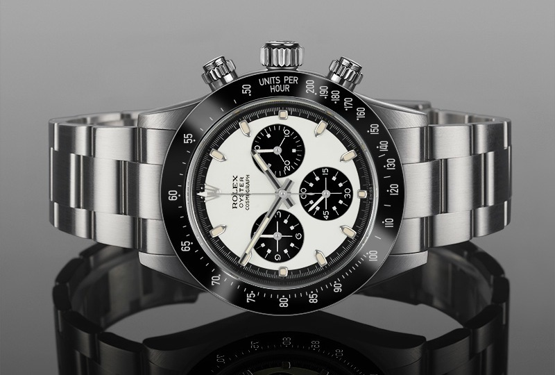 Project X Custom Rolex Daytona 'Paul Newman' Tribute & Other Colorful Variants Watch Releases
