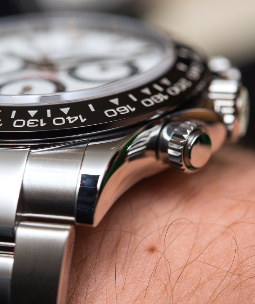 New Rolex Daytona 5678 Replica Cosmograph Daytona Watch With Black Ceramic Bezel & Updated Movement Hands-On Hands-On