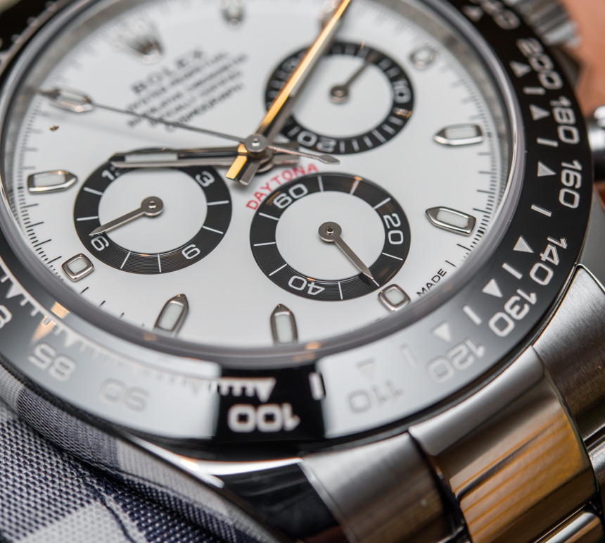 New Rolex Daytona 6263 Replica Cosmograph Daytona Watch With Black Ceramic Bezel & Updated Movement Hands-On Hands-On