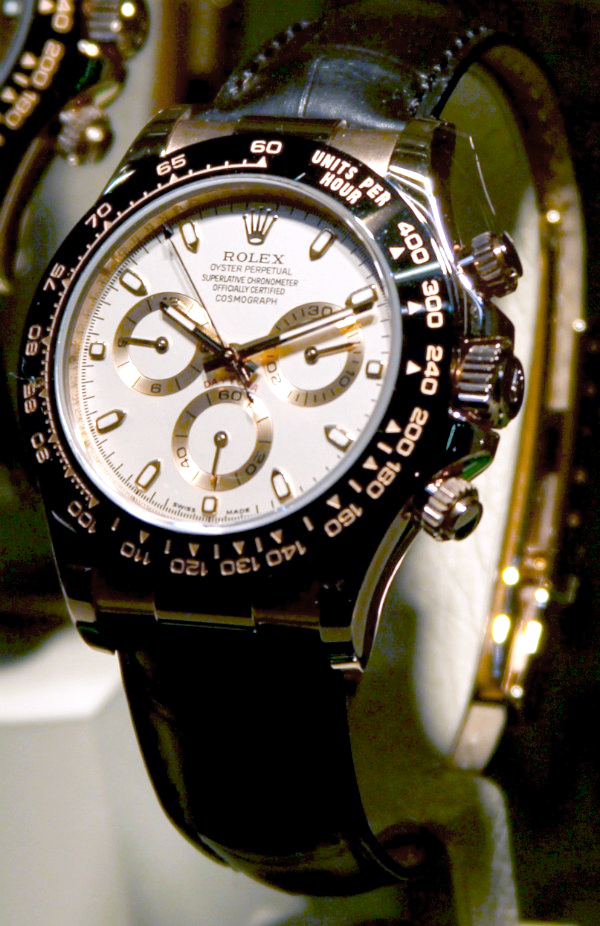 Rolex Daytona Watches For 2011 Watch Releases