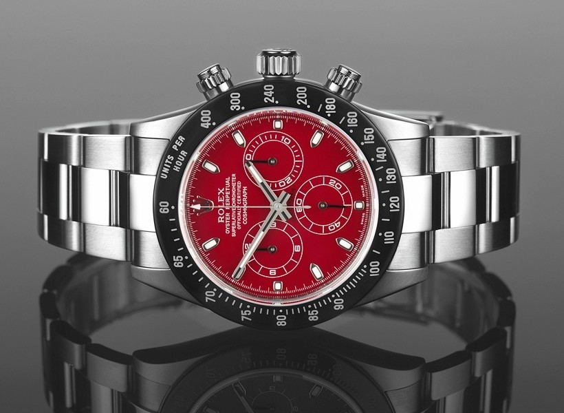 Project X Custom Rolex Daytona Used Ebay Replica Daytona 'Paul Newman' Tribute & Other Colorful Variants Watch Releases