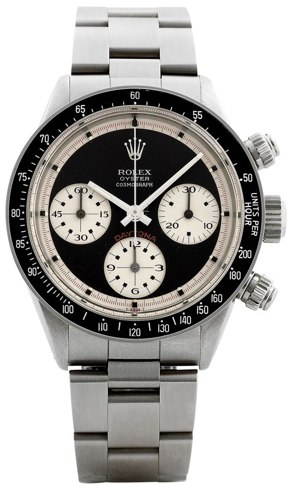 The Idiot's Allure Of The Rolex Daytona Watch Feature Articles