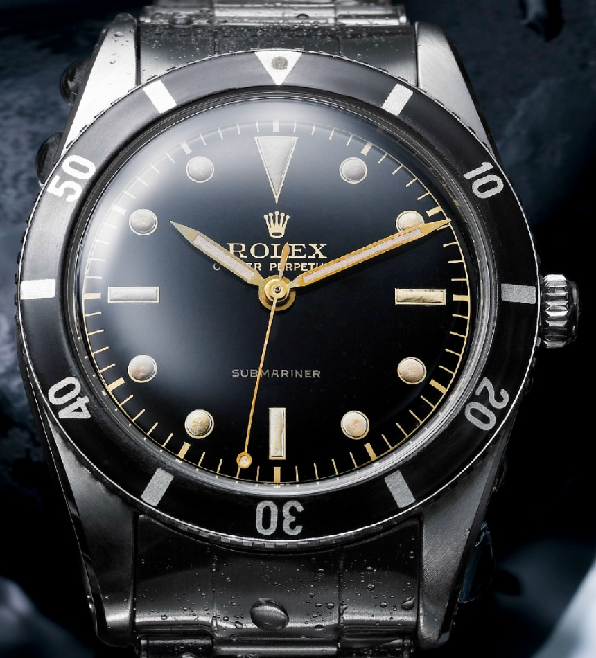 The First Rolex Submariner Watch Feature Articles