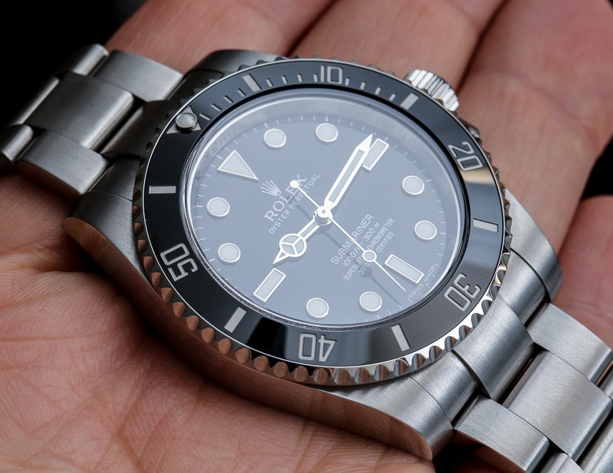 Rolex Submariner Ref. 114060 'No Date' Watch Long-Term Review Wrist Time Reviews