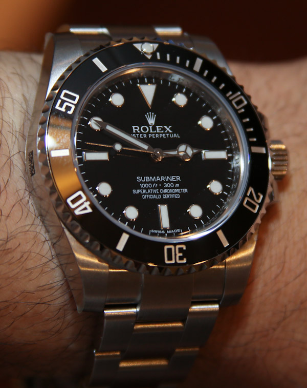 Rolex Submariner Review: 114060 & 116610 Wrist Time Reviews