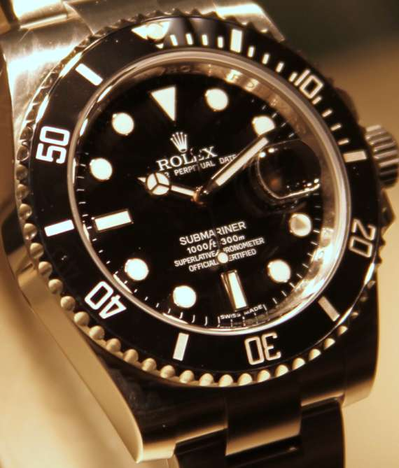 New Steel Rolex Submariner 6200 Replica Submariner Watch For 2010 Watch Releases