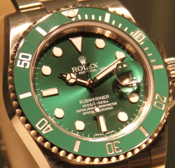 New Steel Rolex Submariner Yellow Gold Replica Submariner Watch For 2010 Watch Releases
