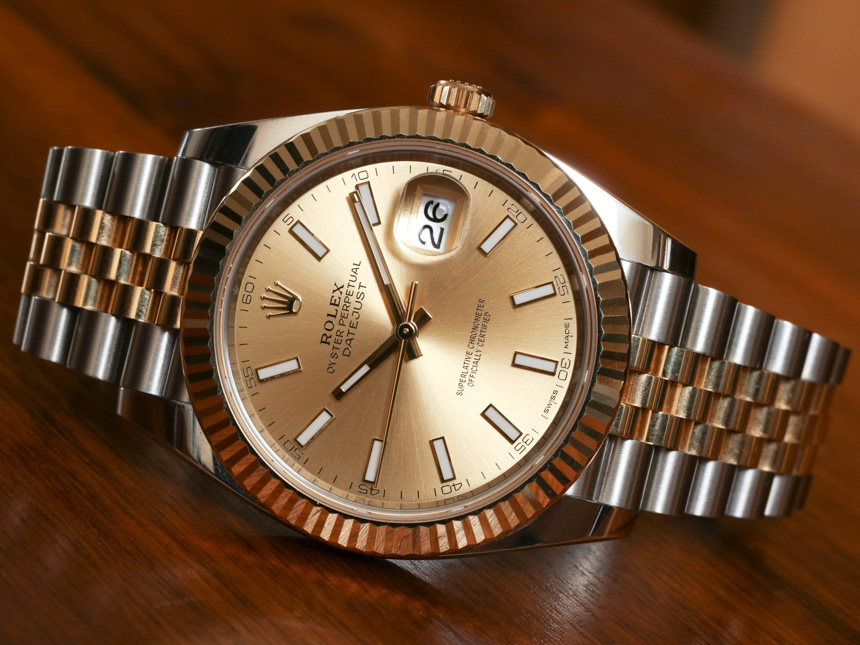 Rolex Datejust 41 Watch Long-Term Review Wrist Time Reviews