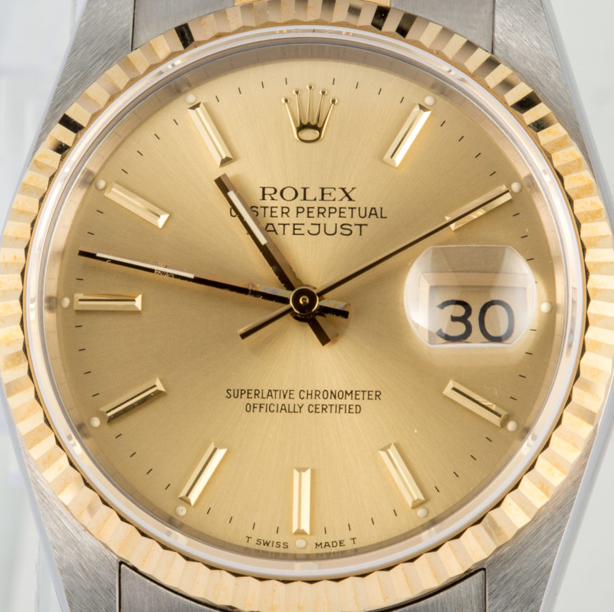 An Example Of A Rolex Datejust 'Awards For Enterprise' Trophy Watch Hands-On