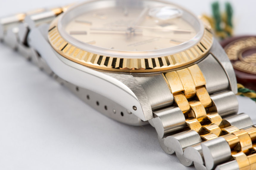 An Example Of A Rolex Oyster Perpetual Datejust 59312 Replica 'Awards For Enterprise' Trophy Watch Hands-On