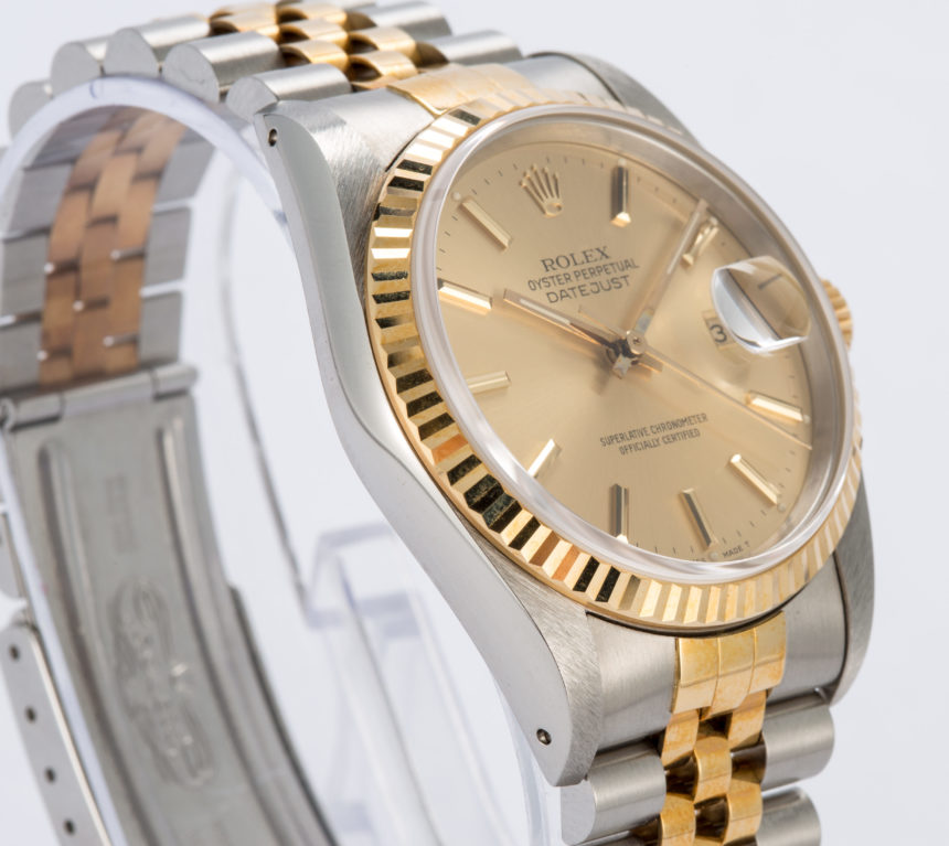 An Example Of A Top 5 Rolex Datejust Watches Purchased Replica 'Awards For Enterprise' Trophy Watch Hands-On
