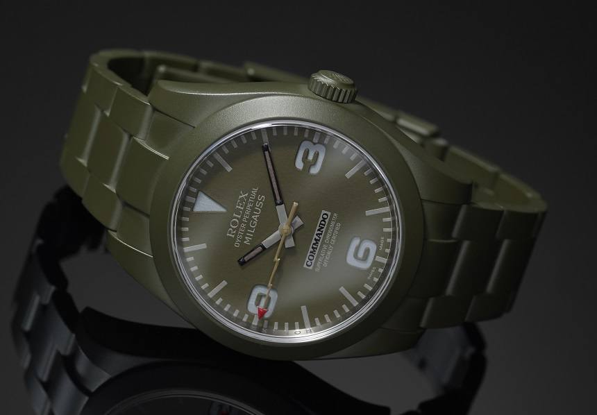 rolex bamford watches