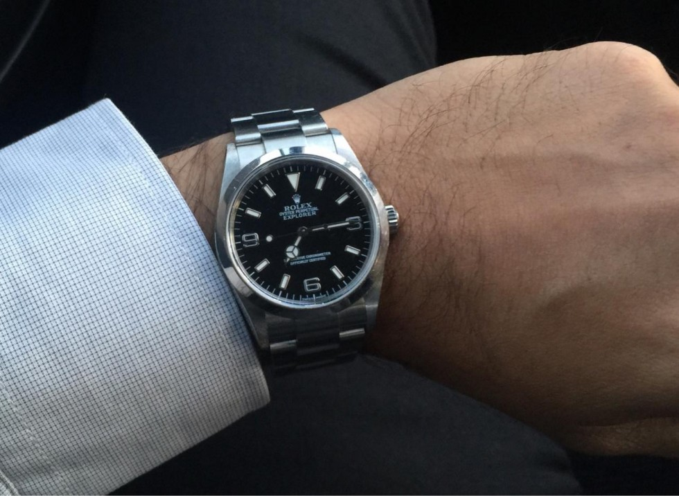 Rolex Explorer 214270 Watch