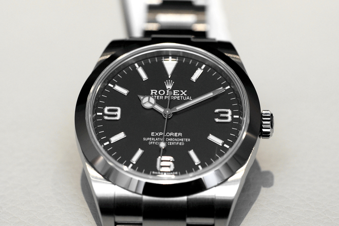 Rolex Explorer Cheap Replica Watch