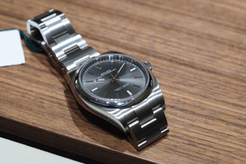 Rolex Oyster Perpetual (Ref. 114300)