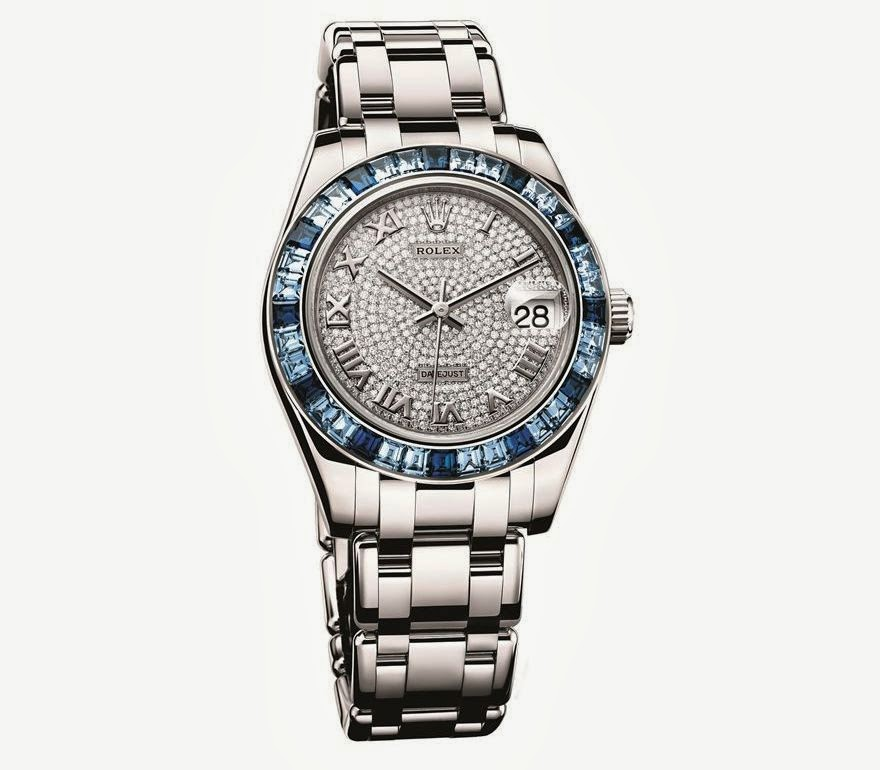 Rolex Datejust Pearlmaster 34