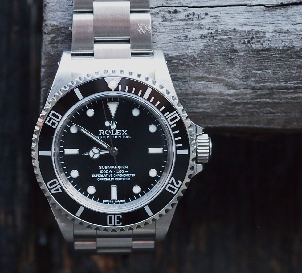 Rolex Submariner 14060M Review