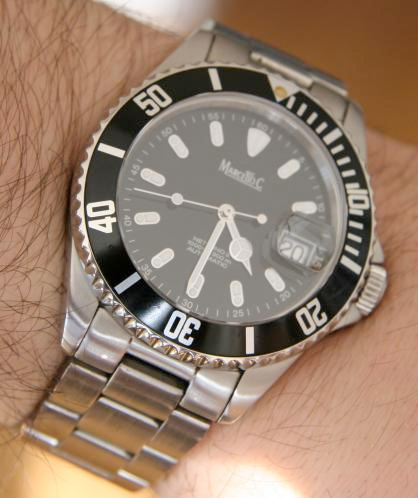 Marcello C. Tridente eBay Auction: Tantamount To A Rolex Submariner 2 Price Replica Submariner Sales & Auctions