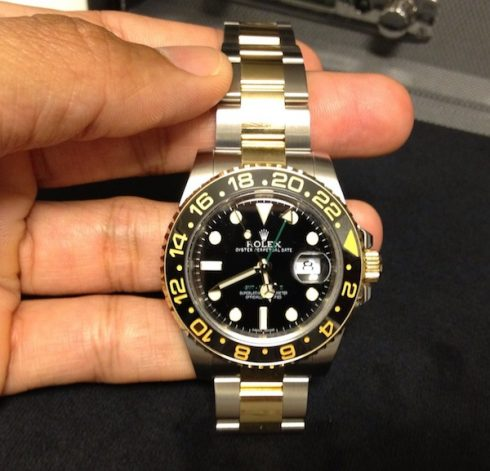 Rolex GMT-Master II Ref. 116713 LN Watch Review Wrist Time Reviews