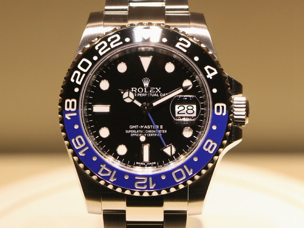 Baselworld 2013: New Black & Blue Rolex GMT-Master II And Platinum Rolex Daytona Watch Releases