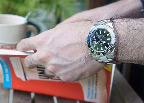 Rolex GMT-Master II 116710BLNR Watch Review Wrist Time Reviews
